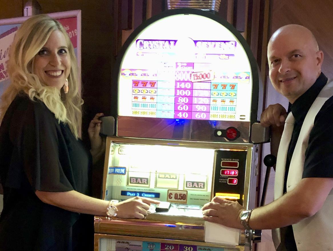 Mika Duet Mikas Band im Casino Mond